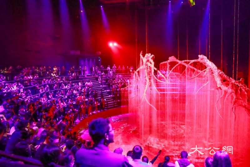 量身定制的《天水千古秀》剧场有多神奇