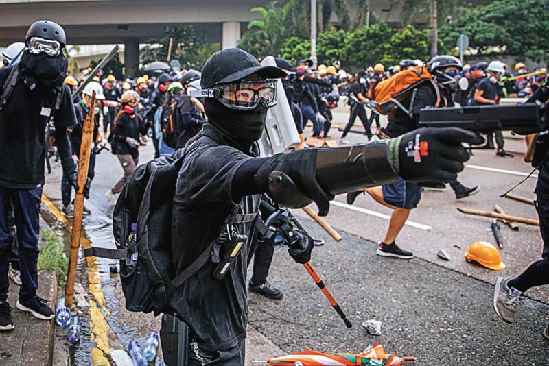 禁蒙面法终极上诉 政府:立法可助警执法