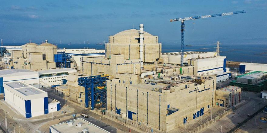 中核华龙一号成功并网发电修风格:中国打破国外核电技术垄断