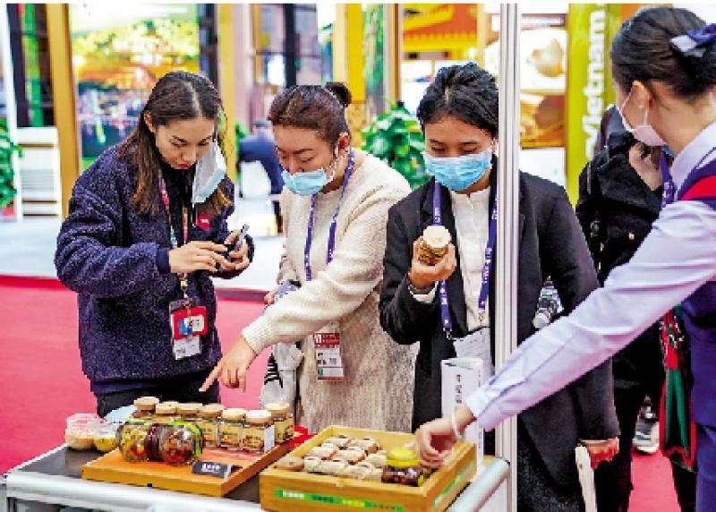 中国东盟跨境收付 首三季劲增64%