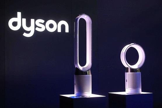 戴森未来5年将在机器人、人工智能和电池领域投资27.5亿英镑