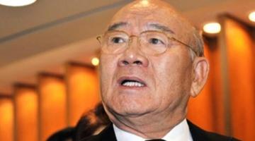 韩国前总统全斗焕出庭受审 被判有期徒刑8个月