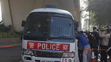 黎智英被控诈骗罪提堂 押后明年4.16再讯