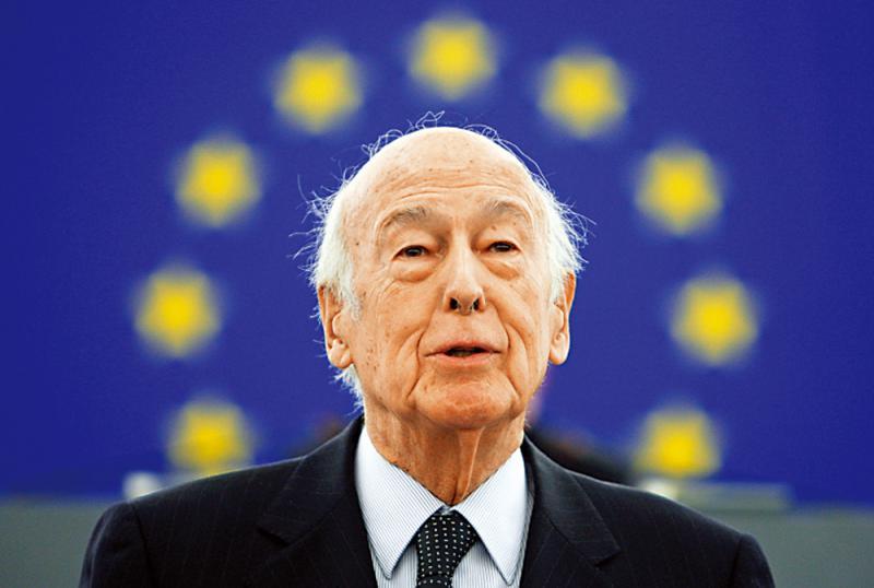 「歐盟憲法之父」染疫逝世 享年94歲