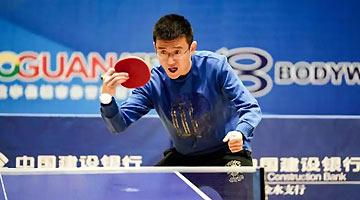 郑州首办乒球俱乐部联赛 规则设计新颖