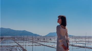 """全国融媒体摄影记者打卡""""蓝色海湾•光绘沿浦""""摄影小镇!"""