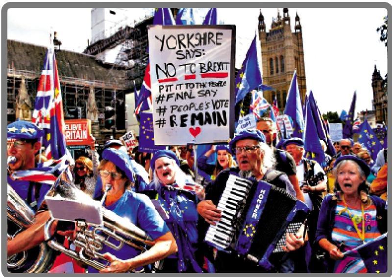?英17万人联署 籲发欧盟巡演自由签