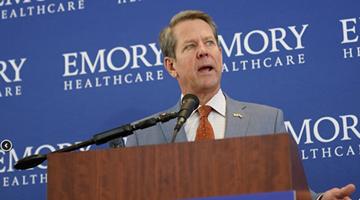 乔治亚州州长拒推翻大选结果 特朗普逼其辞职