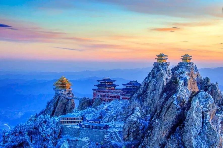 河南冬季旅游热起来 元旦实现开门红