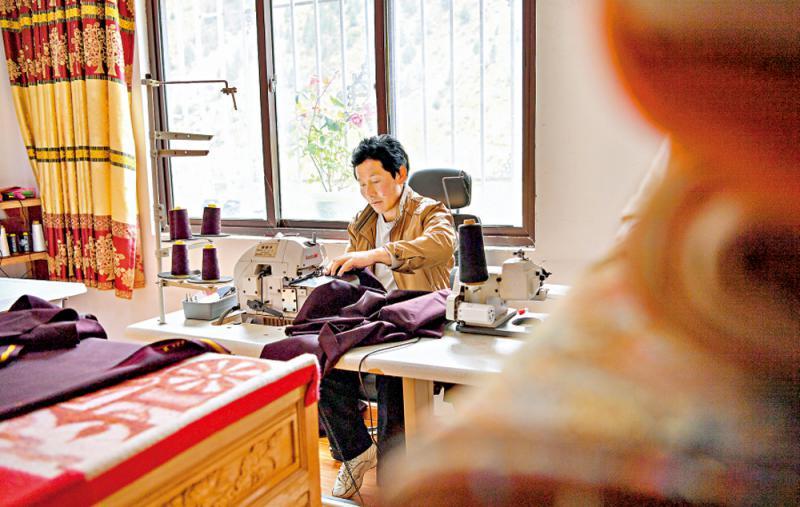 ?西藏80%财政资金投向民生