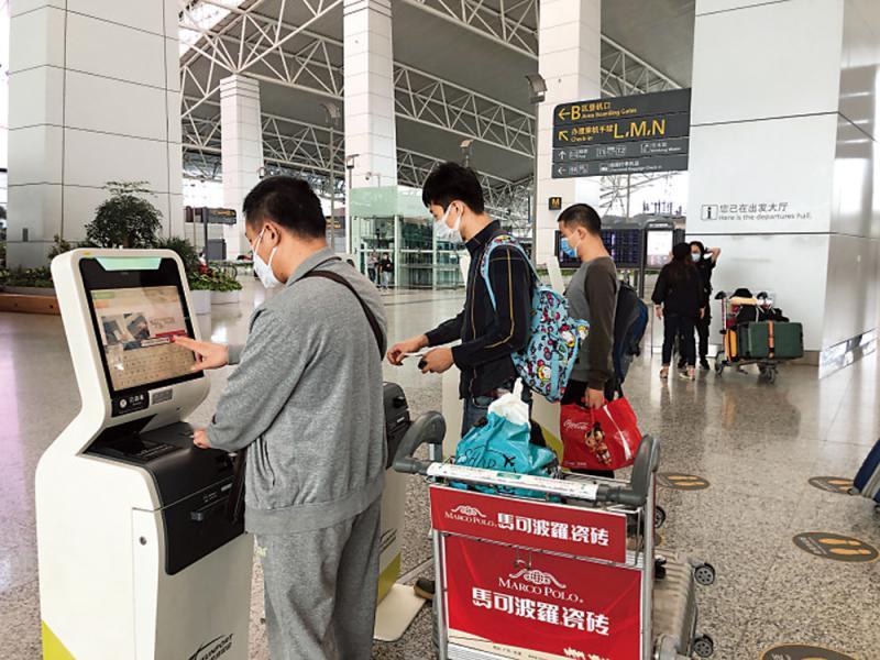 ?白云机场运客量4377万 全国居首
