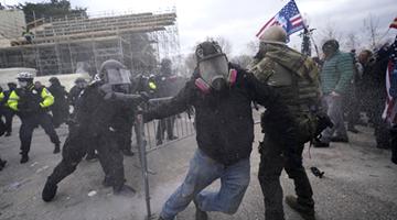 为支援华盛顿 美国防部已动员逾6千名国民警卫队士兵