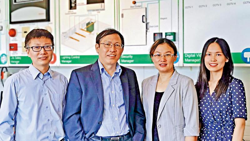 ?理大研究助减低工商楼宇耗电量40%