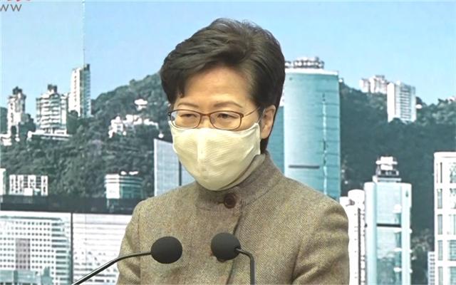 林鄭月娥:疫苗接種計劃是自愿且免費