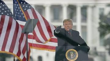 美国国会众议院投票通过特朗普弹劾案