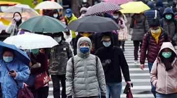 台湾医院院内感染新冠增至4人 有社区爆发风险