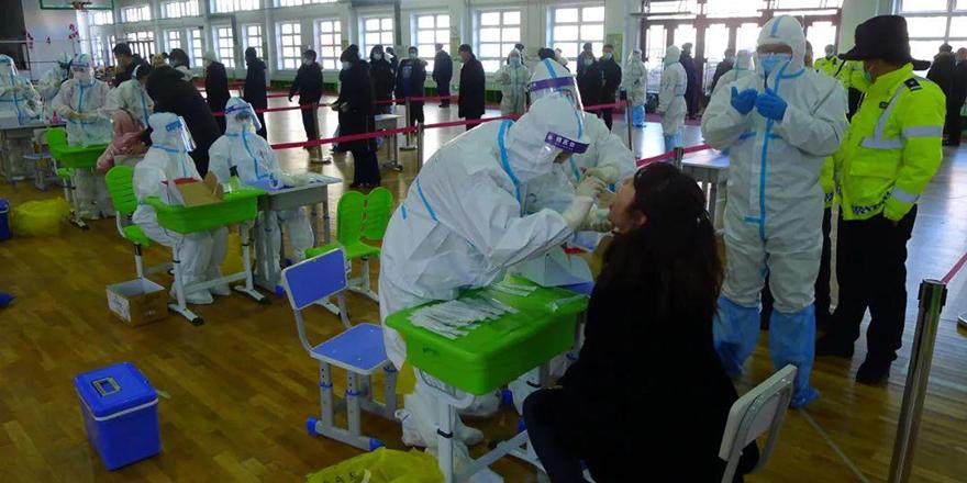 国家卫健委:昨新增本土病例93例、本土无症状感染104例