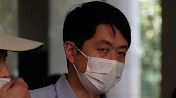 许智峯不负责任弃保潜逃 香港中环区议办终止运作