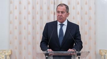 俄外长:俄中两国疫情中互助 正紧密合作研制疫苗