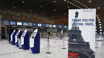 """巴黎机场新冠检测出现误判 49名中国乘客被检出""""阳性"""""""