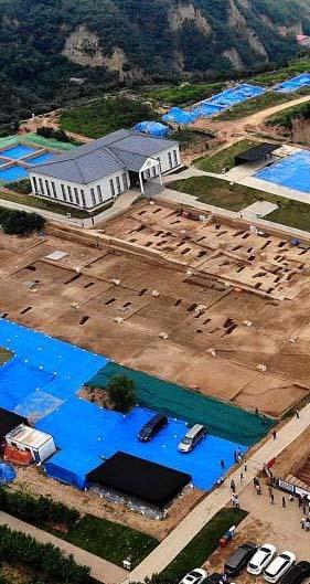 「河洛古國」發現中國最早「宮殿」