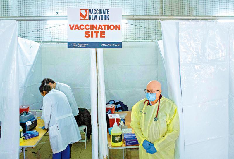 醫護拒接種頻中招 美醫院人手緊缺