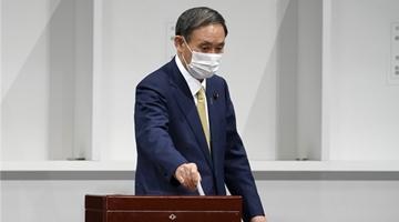 菅义伟政府亮起黄灯,可能在4月份下台?
