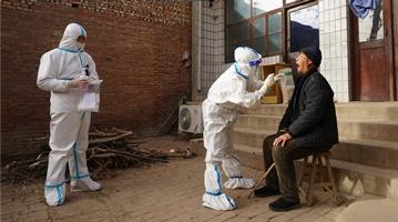 中疾控:河北疫情增长情况已经得到明显遏制