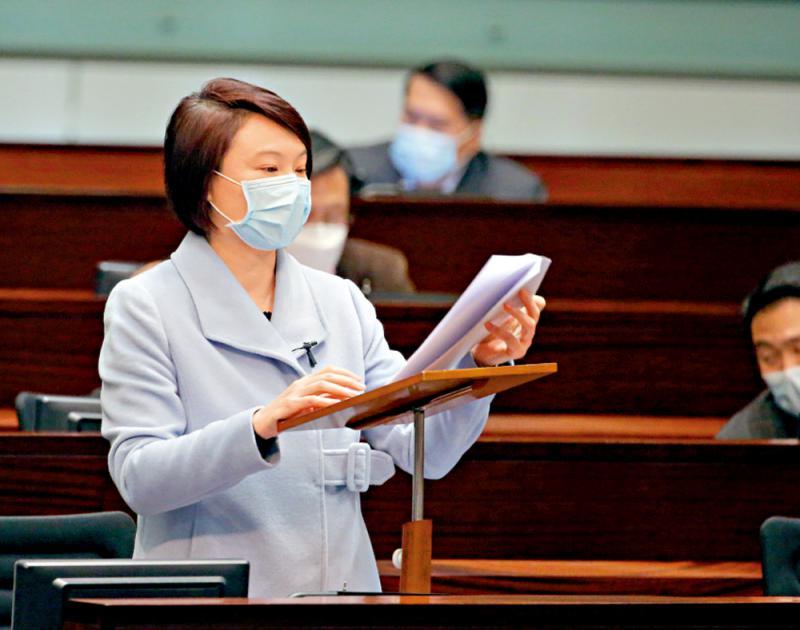 """议员促政府订""""清零""""时间表"""