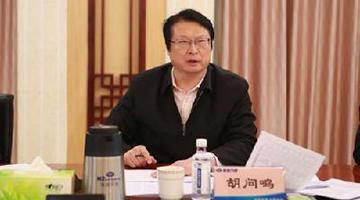 最高检对原中船重工党组书记、董事长胡问鸣决定逮捕