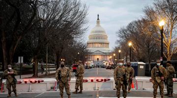美国会骚乱140人面临指控 每五人中一人有军事背景