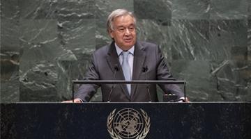 聯合國秘書長強烈譴責巴格達自殺式爆炸襲擊