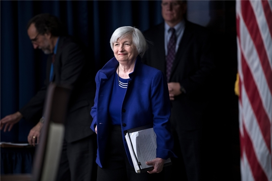 U.S. Treasury Secretary elect John Yellen: will not immediately cancel the imposition of tariffs on China