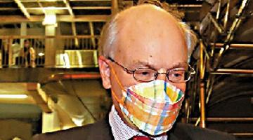 不尊重法律 香港大律师公会新主席狂言修订国安法