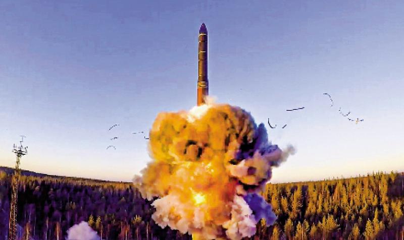 华府愿延长美俄军控条约五年