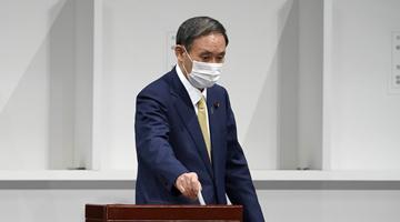 抗议不力 菅义伟内阁支持率持续跌至33%