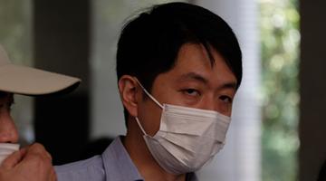 许智峯潜逃缺席抢手机案 香港高院驳回上诉