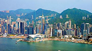 美商会看好香港 外交部:对国安法无理质疑不攻自破