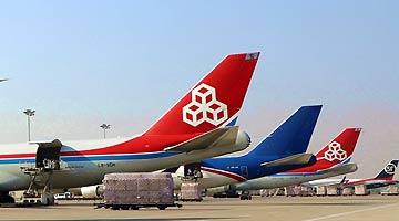 """""""空中丝路""""又添""""新一站 郑州机场将设海外货站"""