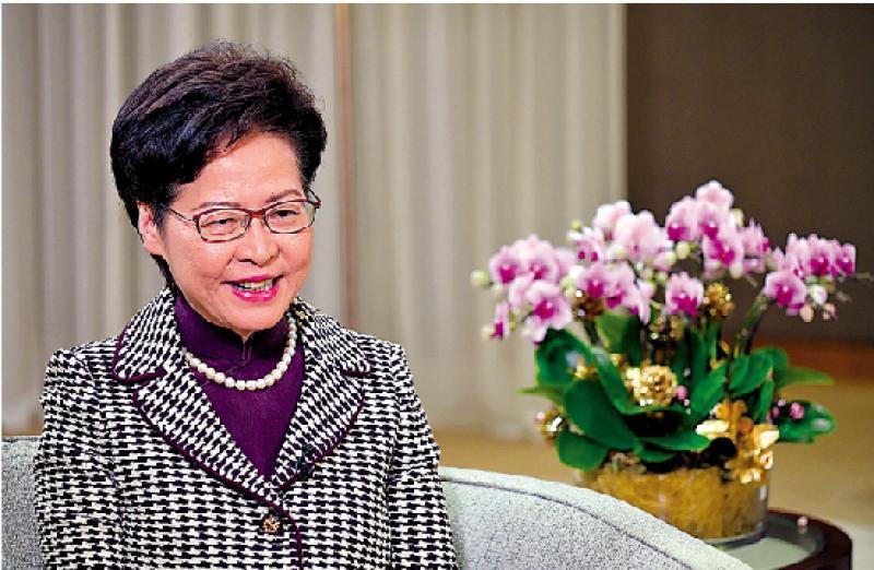 Lin Zheng: Biden administration should treat Hong Kong's national security law fairly