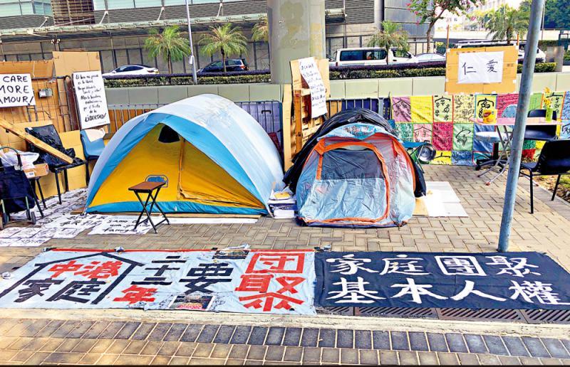 Gan Haowang performs hunger strike again and supports Li Zhiying