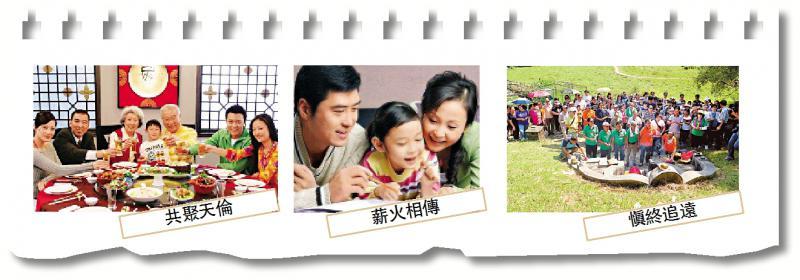 專題分析家庭傳統觀念的特質福建中學(小西灣)助理校長 李偉雄