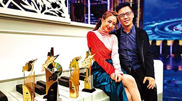 """香港拿奖拿到手软 """"北漂""""鬼才:让中国音乐走向世界"""