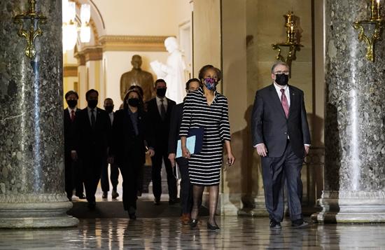 Most Republican senators oppose impeachment of trump
