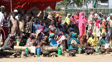 欧盟2021年人道主义援助预算增至14亿欧元