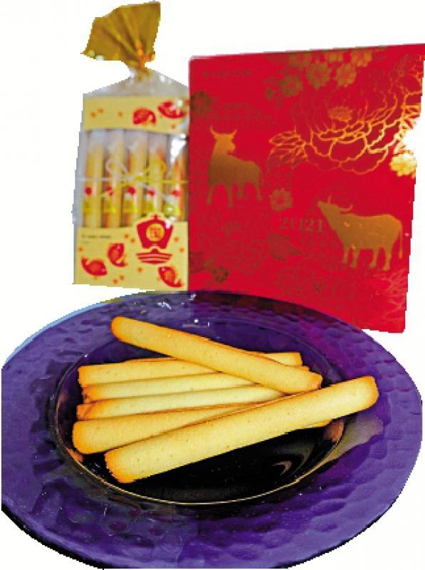 YOKU MOKU/雪茄蛋卷脆卜卜