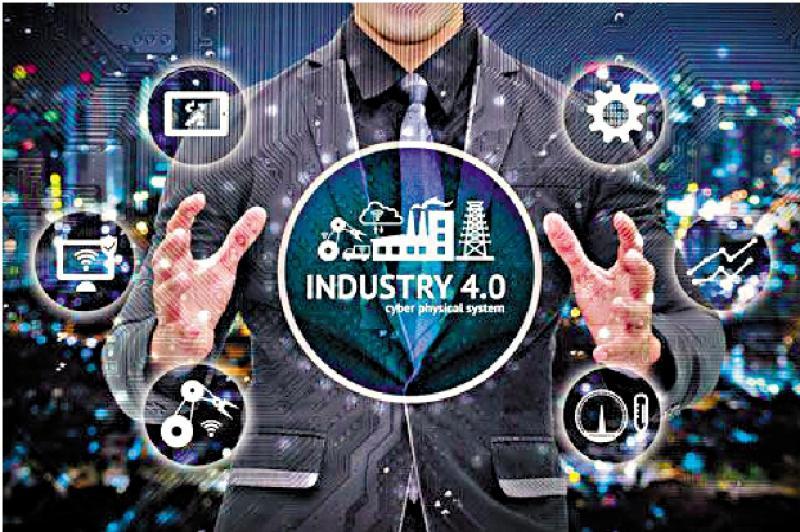青年有話說/香港工業4.0進度緩慢需提速全國人大代表、華人大數據學會執行主席洪為民
