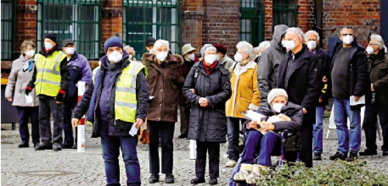 德官員促歐批准中國疫苗