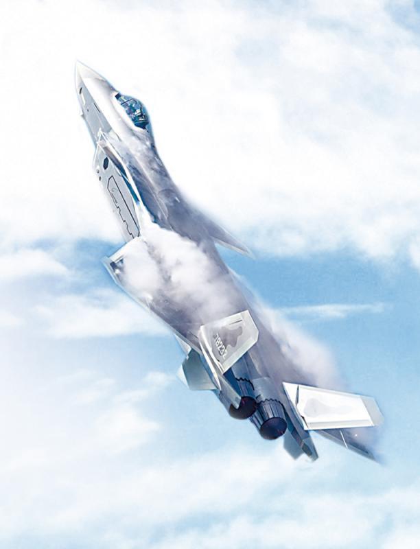 協同作戰/雙座殲20 升級空戰指揮中樞