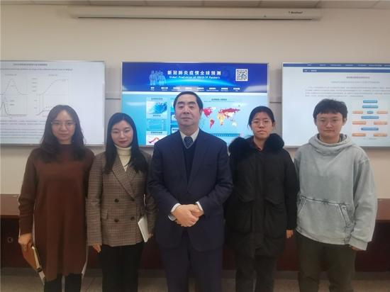 蘭州大學推首個新冠疫情預測系統 料香港疫情3月底受控